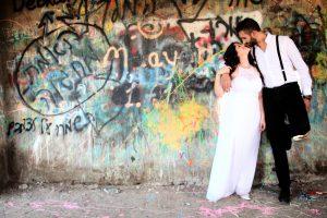 צילומי טראש דה דרס | צלם לחתונה |צילומי רווקות|יוסי עוז צילום אירועים מקצועי
