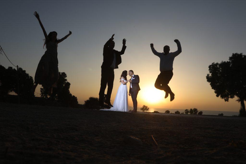 צילום לחתונה,צילומי חוץ, מתחתנים